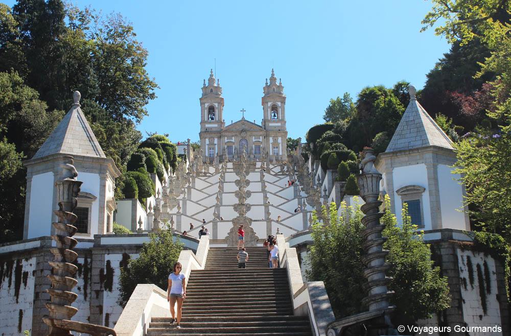 Visiter Braga, la Rome Portugaise