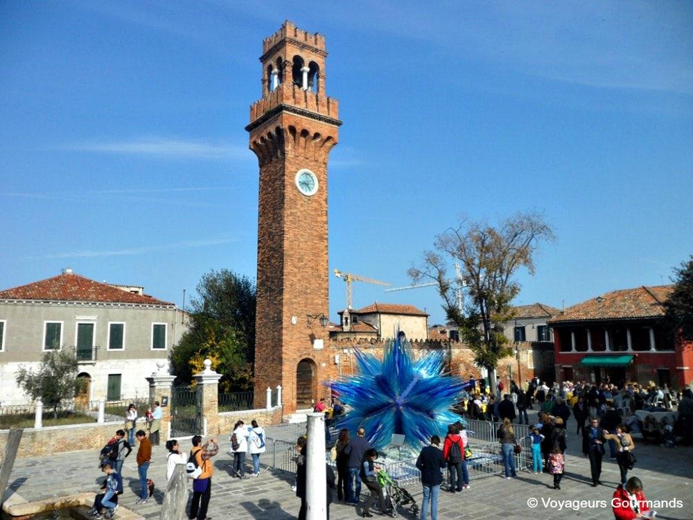 Le verre de Murano et ses œuvres d'art