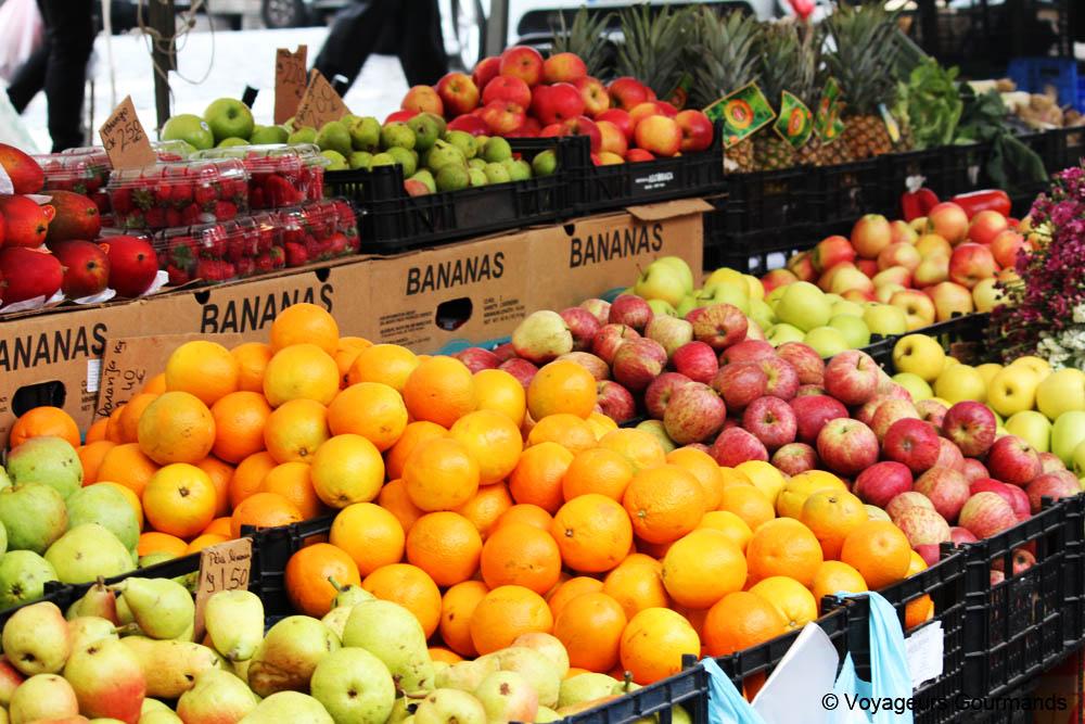 Le fameux marché de Barcelos
